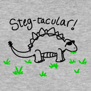 Steg-tacuar! - Slim Fit T-skjorte for menn
