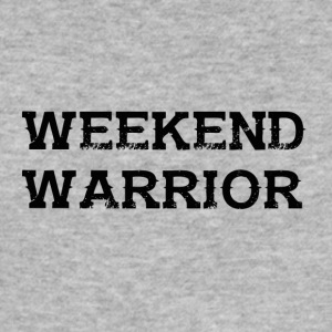 Shirt Weekend Warrior Weekend Party - Tee shirt près du corps Homme