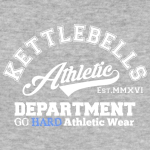 Kettlebell Athletic Department - Herre Slim Fit T-Shirt