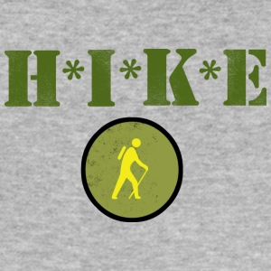 HIKE Hiking Hiker - Men's Slim Fit T-Shirt