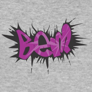 bem graffiti - Men's Slim Fit T-Shirt