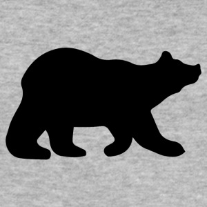 Ours Grizzly · · - Tee shirt près du corps Homme