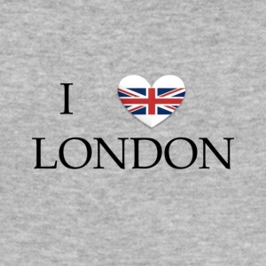 London - Slim Fit T-skjorte for menn