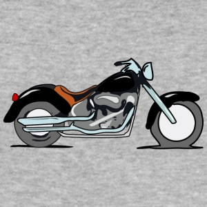 motorfiets chopper - slim fit T-shirt