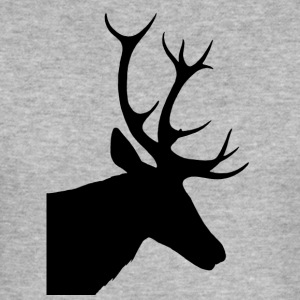 · Dyr · Dyr · Deer Deer - Slim Fit T-skjorte for menn