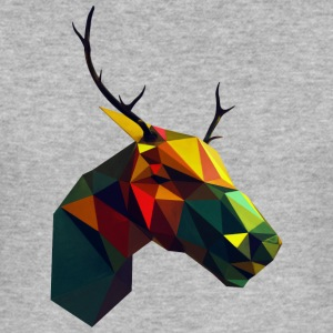 deer - Männer Slim Fit T-Shirt