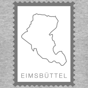 Eimsbüttel - Biefmarke - Men's Slim Fit T-Shirt
