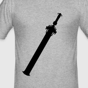 Epic Sword - Slim Fit T-shirt herr