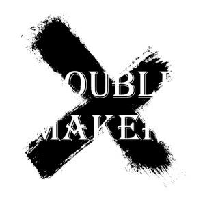 Trouble Maker - Herre Slim Fit T-Shirt