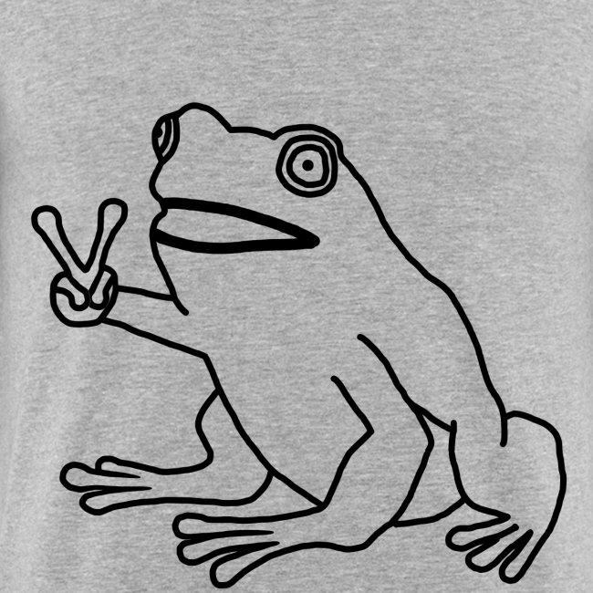 Funny Animal Frog Frosch