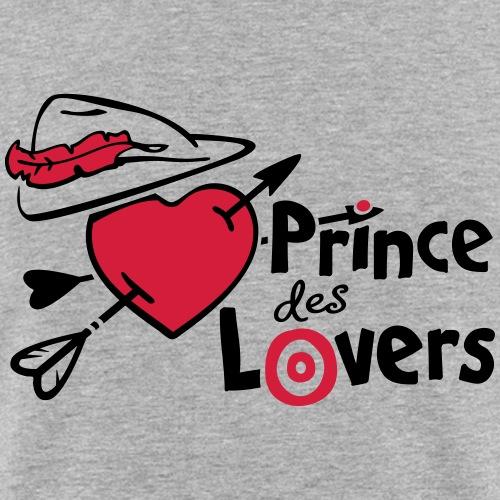 Prince des Lovers - T-shirt près du corps Homme