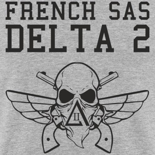 FrenchSAS DELTA2 - T-shirt près du corps Homme