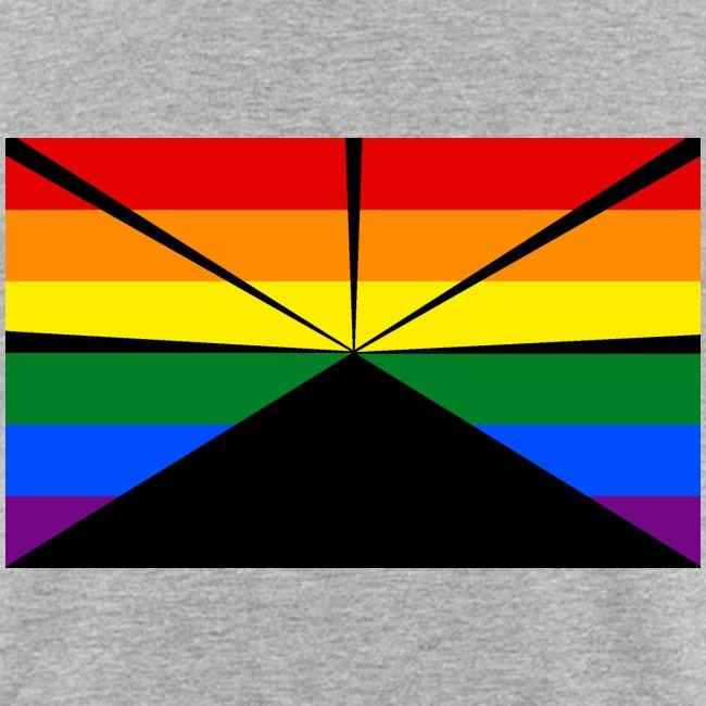 Gay flag run png
