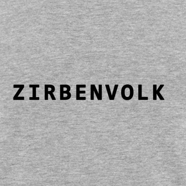 ZIRBENVOLK SCHRIFT