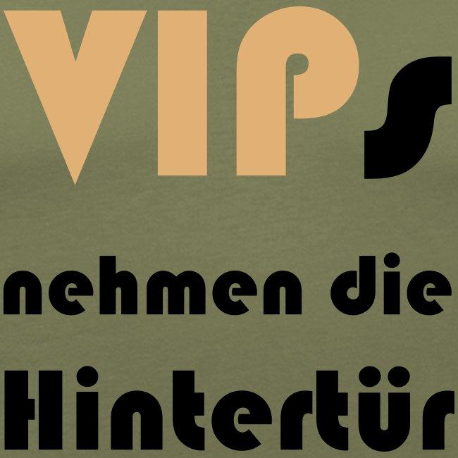 VIPsNehmenDieHintertuer