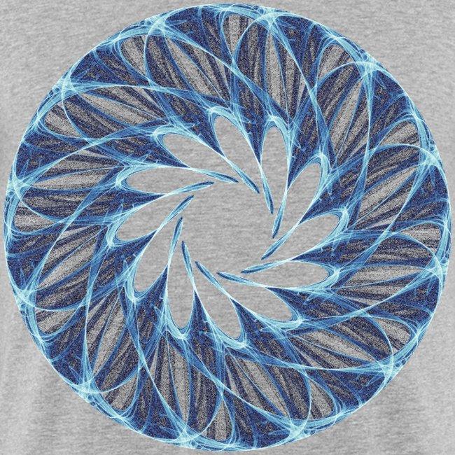 Chakra Mandala Mantra OM Chaos Star Circle 12235ic