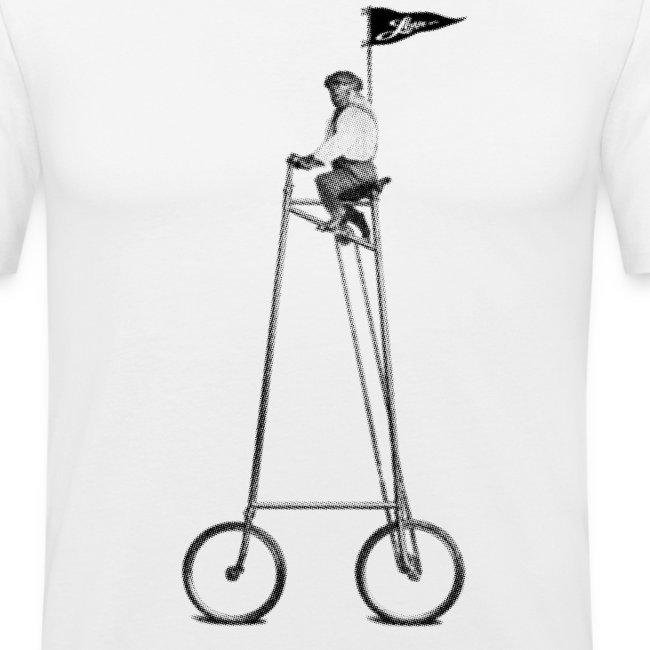 monkey tall bike