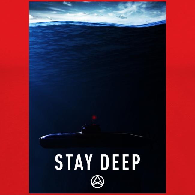 Stay Deep T-shirt
