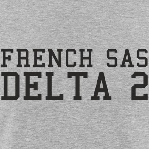 FrenchSAS - T-shirt près du corps Homme