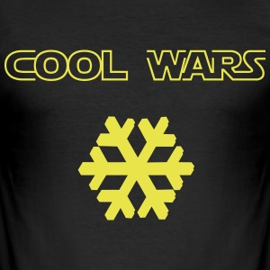 Cool_Wars - Herre Slim Fit T-Shirt