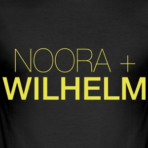 Noorhelm - Männer Slim Fit T-Shirt