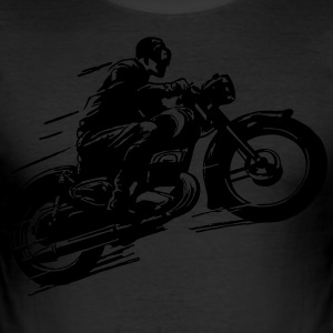 ClassicBike003 - slim fit T-shirt