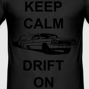 Impala Drift - Herre Slim Fit T-Shirt