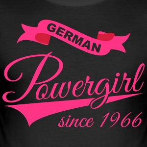 Powergirl01 - Men's Slim Fit T-Shirt