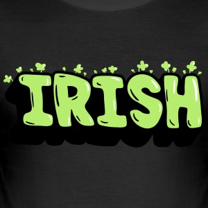 Irish 001 - Men's Slim Fit T-Shirt