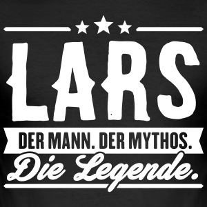 Man Myth Legend Lars - Men's Slim Fit T-Shirt