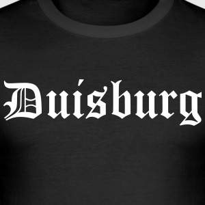 Duisburg - Men's Slim Fit T-Shirt