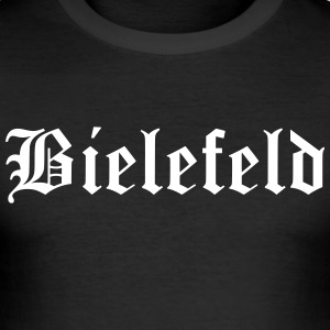 Bielefeld - Men's Slim Fit T-Shirt
