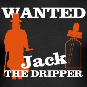 Jack the Dryppdysen - Slim Fit T-skjorte for menn