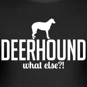 Deerhound whatelse - Slim Fit T-shirt herr