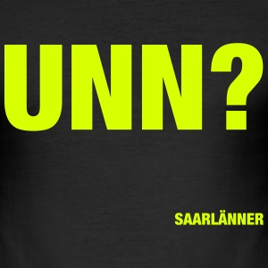 UNN - Männer Slim Fit T-Shirt