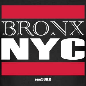 Bronx NYC - Slim Fit T-skjorte for menn