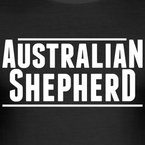 Australian Shepherd - slim fit T-shirt