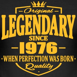 Legendary since 1976 - Men's Slim Fit T-Shirt