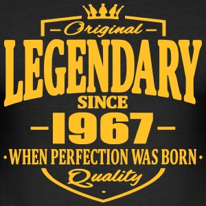 Legendary since 1967 - Men's Slim Fit T-Shirt