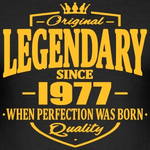 Legendary sinds 1977 - slim fit T-shirt