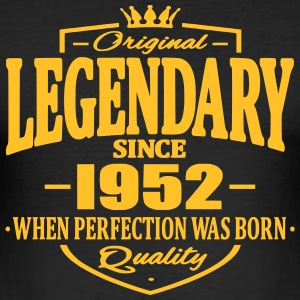 Legendary siden 1952 - Herre Slim Fit T-Shirt
