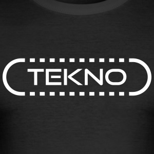 tekno 23 - Slim Fit T-shirt herr