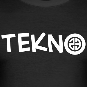 Tekno 23 - Men's Slim Fit T-Shirt