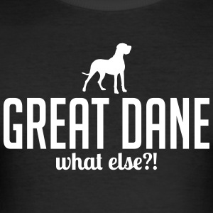 GREAT DANE whatelse - slim fit T-shirt