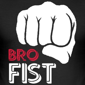 For your brother from another mother - Bro Fist - Men's Slim Fit T-Shirt