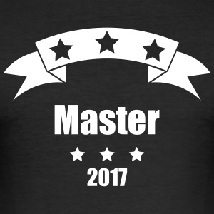 master2017 - Männer Slim Fit T-Shirt