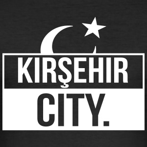 Kirsehir Stad - Slim Fit T-shirt herr