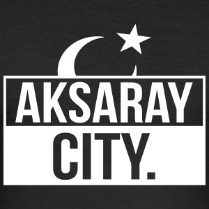 Aksaray Stad - Slim Fit T-shirt herr