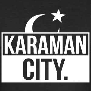 Karaman City Turkey - Men's Slim Fit T-Shirt