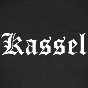 kassel - Herre Slim Fit T-Shirt